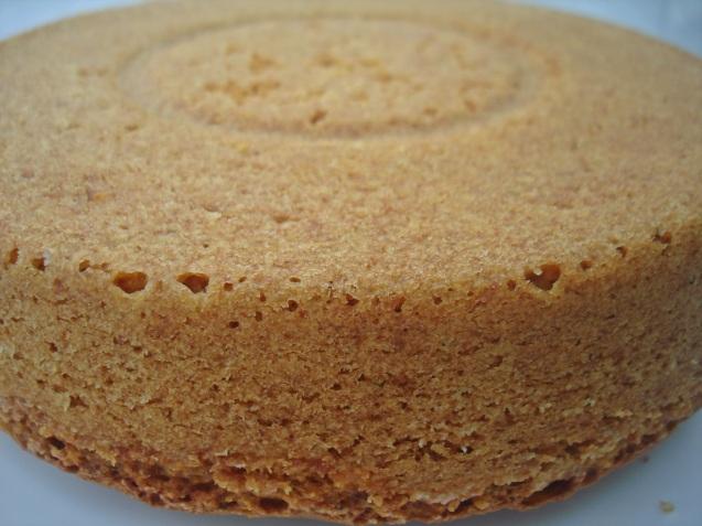 baked spice cake