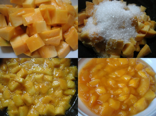 mango stew procedure