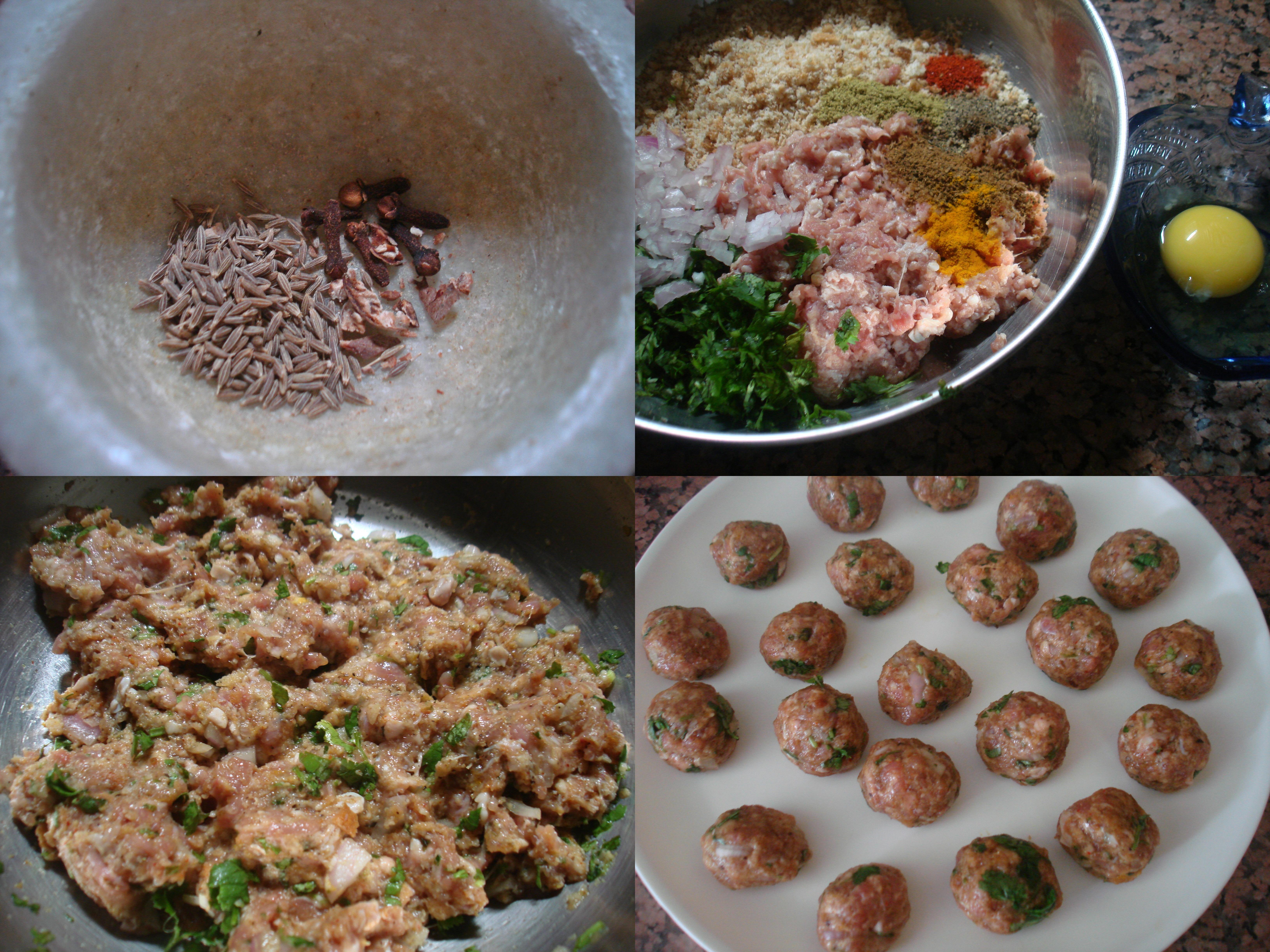 North African Lamb Meatballs My Food Trolley